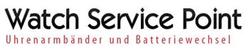 Watch Service Point - Logo